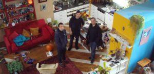 Gav Cowley, J.Robbins & J.Bassetti — in Pikesville, MD